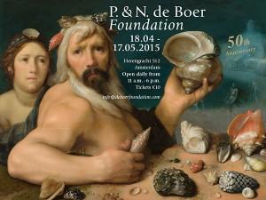 Schilderijen en tekeningen uit de Stichting P. en N. de Boer te zien in Amsterdam