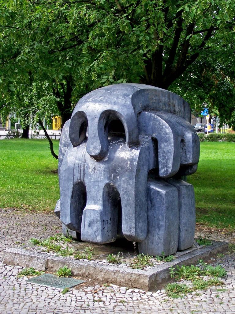 Vadim Sidur, Treblinka Monument, Berlin